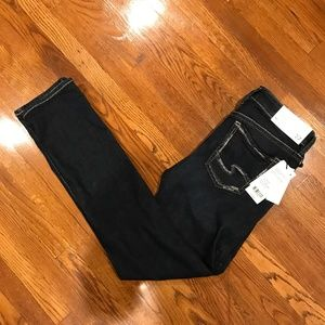Silver Jeans Co. Straight Mid Rise 27x32 DS140